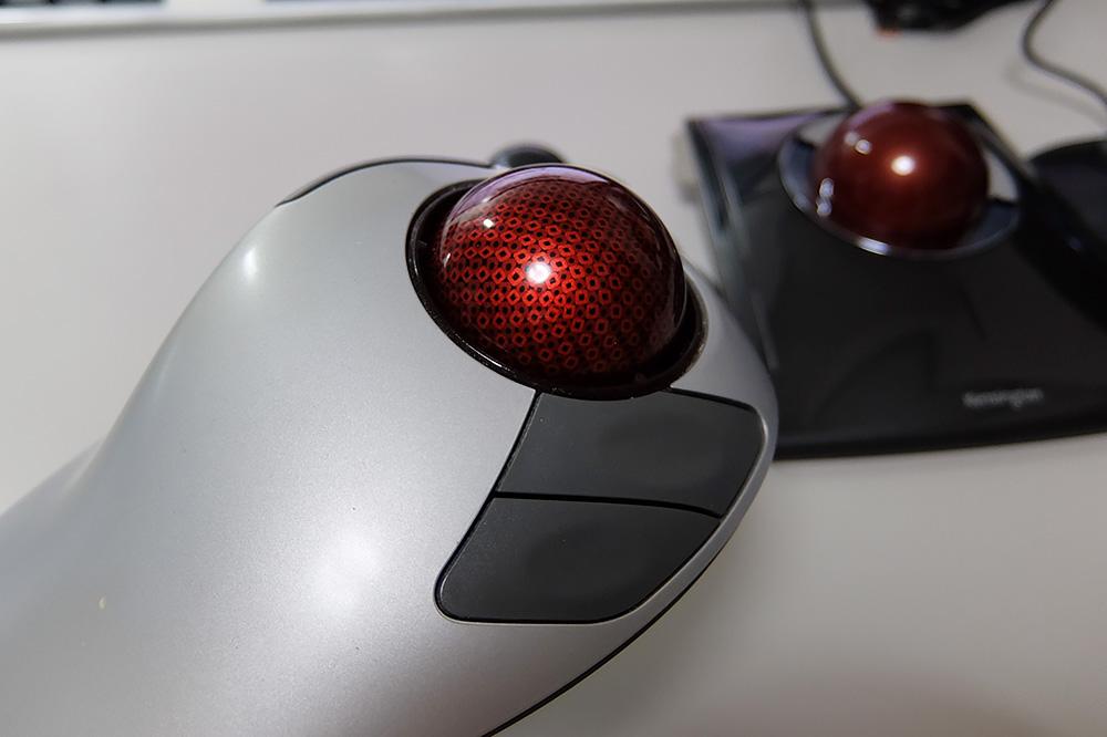 Microsoft Trackball Explorer
