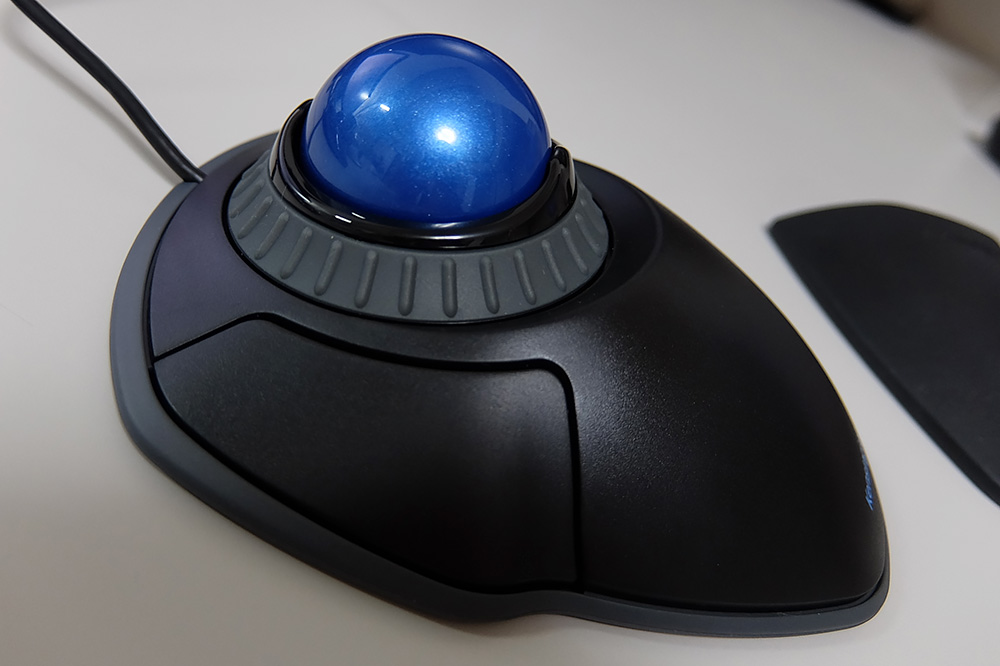 Orbit Scroll Ring Trackball